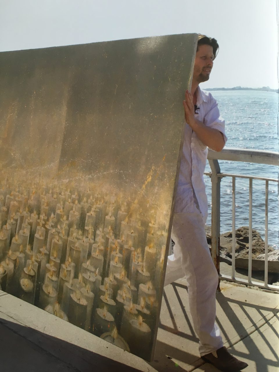 Frank Brunner er en av Norges sterkeste samtidskunstnere-kopi